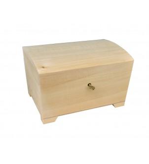 Szkatułka drewniana duża...