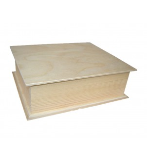 Szkatułka drewniana PS22