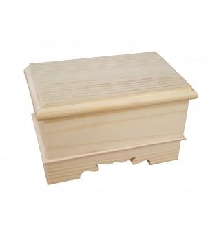 Szkatułka drewniana PSG14