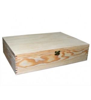 Pudełko drewniane duże P42...