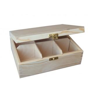 Pudełko na herbatę H6