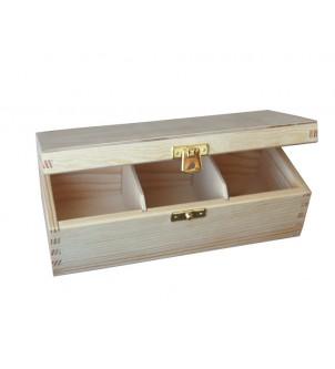 Pudełko na herbatę H3