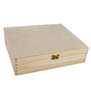 Pudełko drewniane P29...