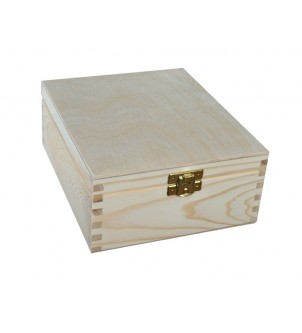 Pudełko drewniane P15,3...