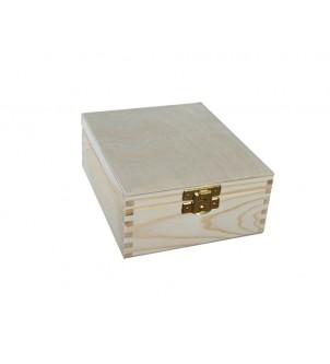 Pudełko drewniane P12...