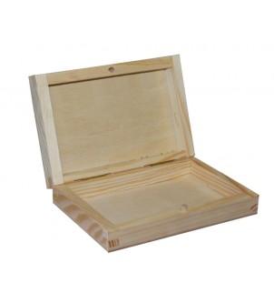Pudełko drewniane P13...