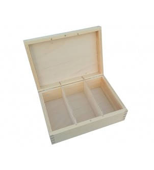 Pudełko drewniane P21...