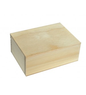 Pudełko drewniane PL100...
