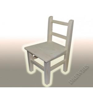 Krzesełko z oparciem małe KM