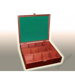 Pudełko na herbatę H12mmzf,...