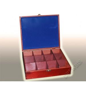Pudełko na herbatę H12mmgf,...