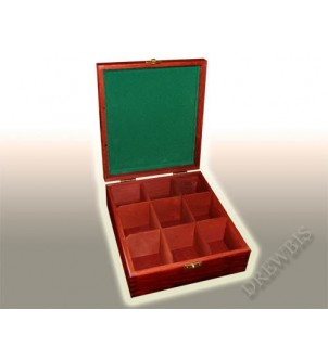 Pudełko na herbatę H9mmzf,...