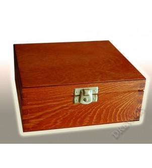 Pudełko na herbatę H4o, olcha