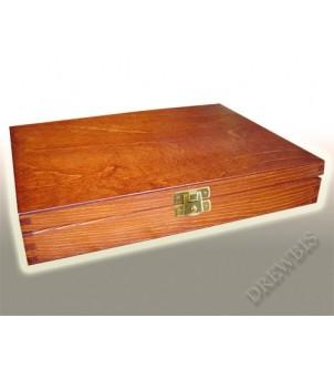 Pudełko drewniane P27o...
