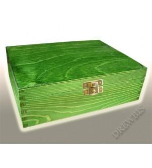 Pudełko drewniane P21z...