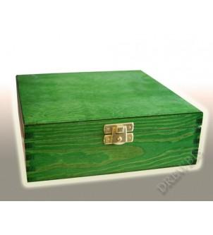 Pudełko drewniane P18z...