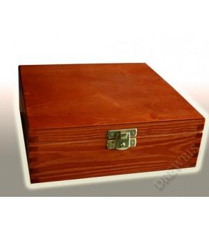 Pudełko drewniane P18o...