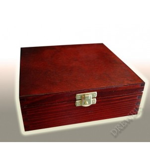 Pudełko drewniane P18m...