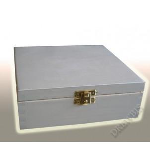 Pudełko drewniane P18bi...