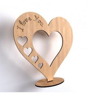 Serce stojące WSS2L LOVE