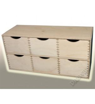 Organizer - komoda OR2x33
