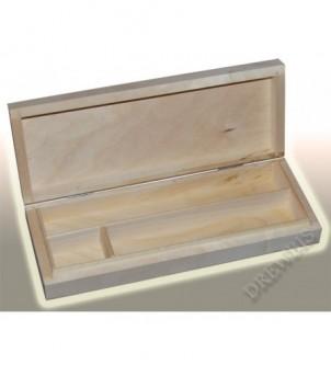 Pudełko piórnik drewniany PP3K