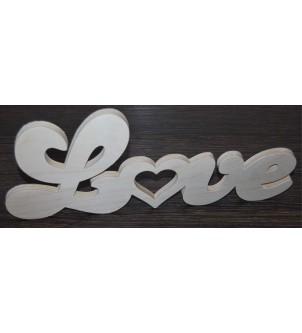 Wycinanka LOVE