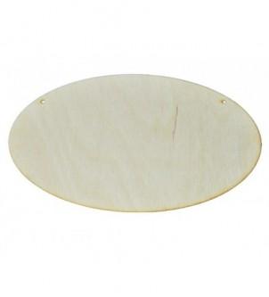 Wycinanka OWAL 20x14 cm
