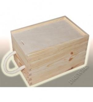 Pudełko zasuwane z uchwytem...
