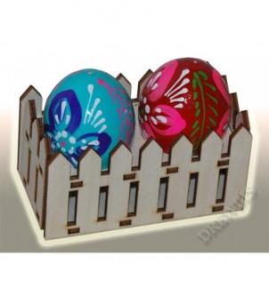 Płotek na 2 jajka WW-PŁOTEK2J