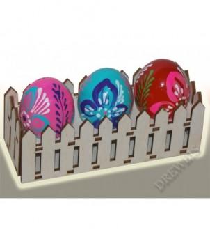 Płotek na 3 jajka WW-PŁOTEK3J