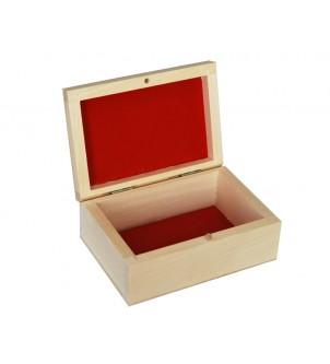 Pudełko drewniane PL100cf...