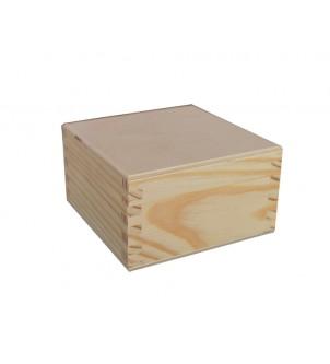 Pudełko drewniane P6...