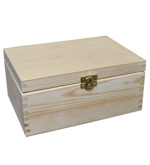 Pudełko drewniane P22...