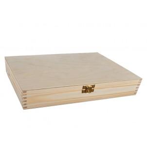 Pudełko drewniane P27...