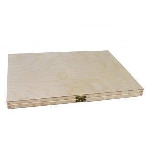 Pudełko drewniane duże...