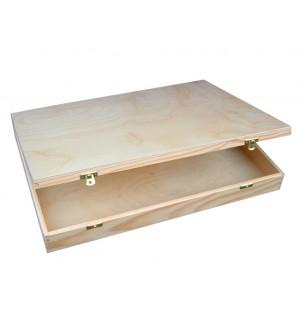 Pudełko drewniane duże P49...