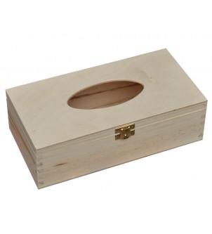 Pudełko na chusteczki...