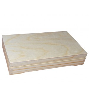 Pudełko drewniane PN20...